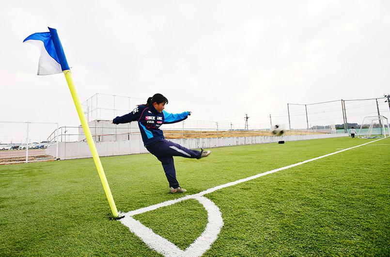 2020年度 秋田高校女子サッカーチーム選手名鑑