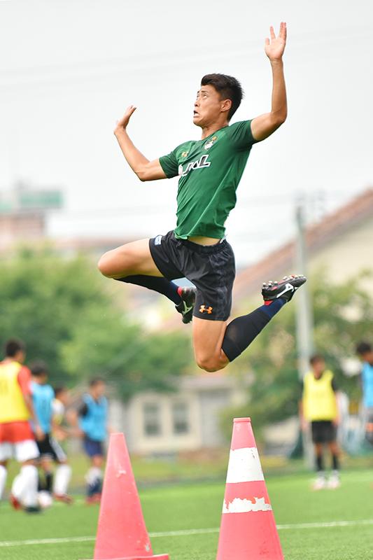 慢心・過信を捨て、 真剣にサッカーと向き合う絶対王者          青森山田高校