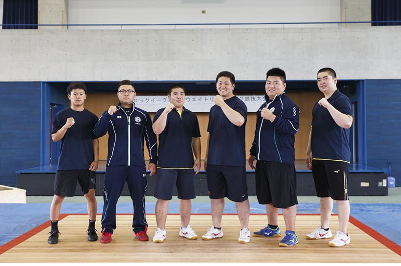 ロックイーグルス杯第2回岩手県高等学校ウエイトリフティング競技選手権大会