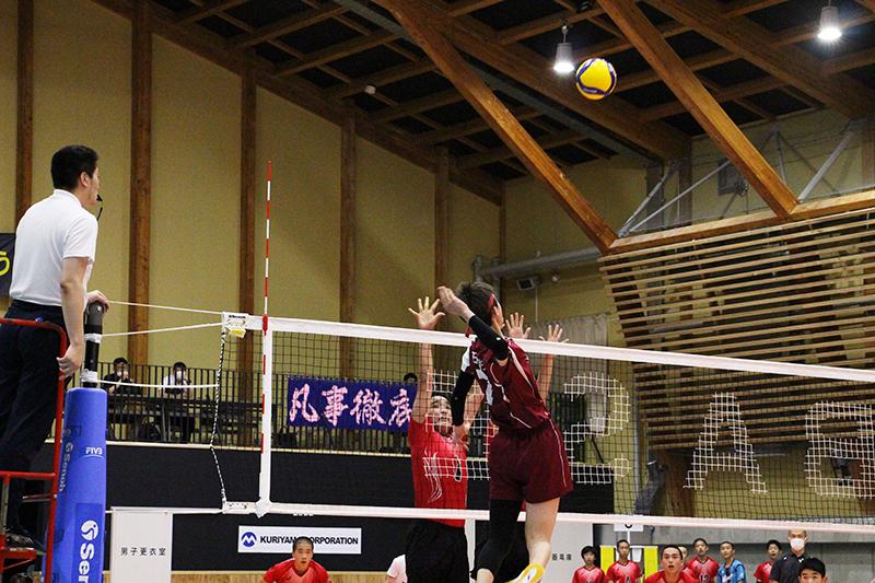 オガール杯岩手県中学校バレーボール大会