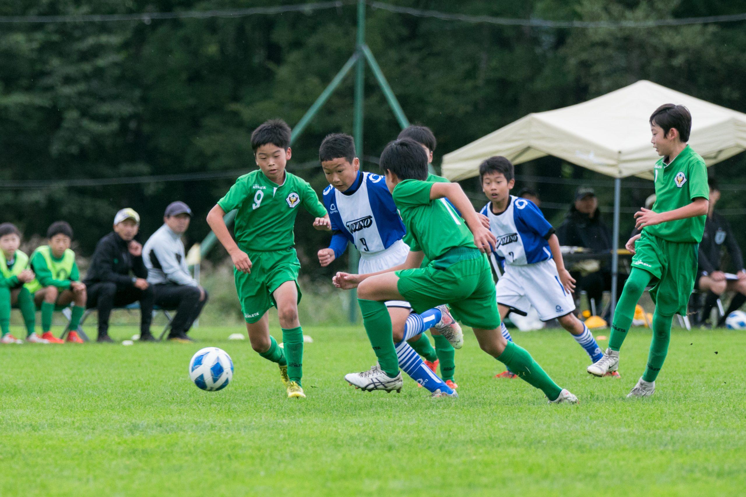 第47回岩手県サッカースポーツ少年団大会