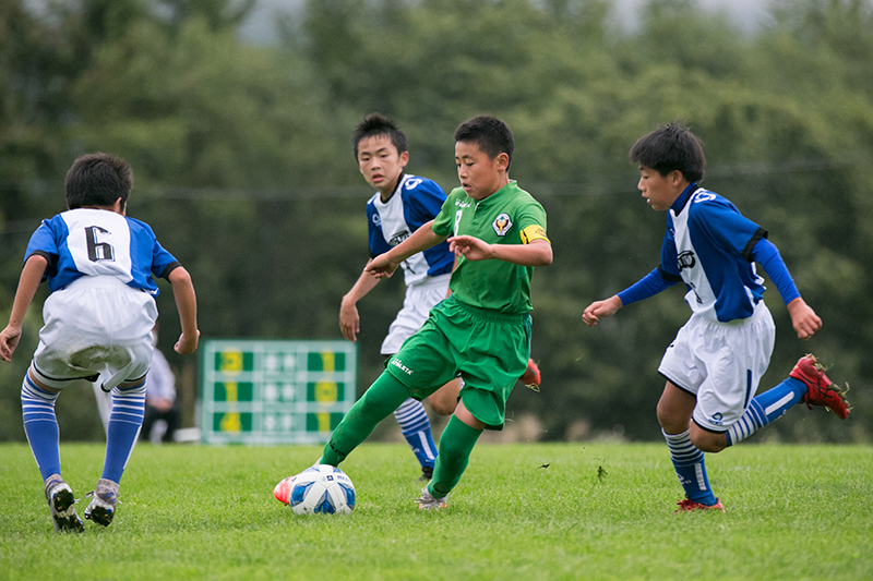 岩手県サッカースポーツ少年団大会