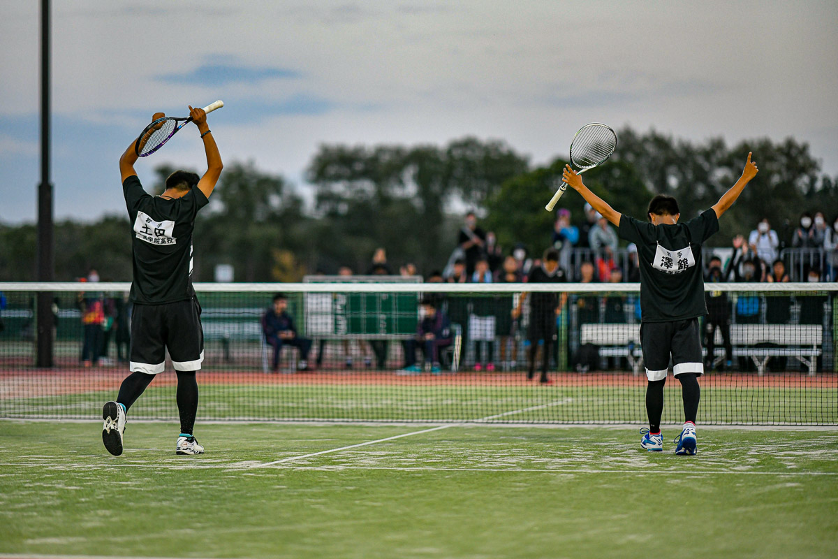 第65回岩手県高等学校新人大会ソフトテニス競技