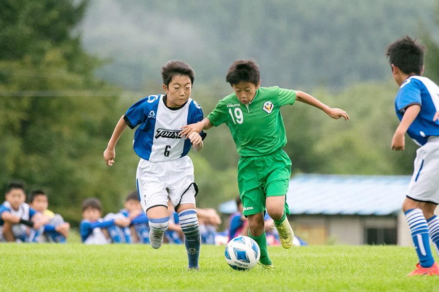 スタンダードカップ 第48回岩手県サッカースポーツ少年団大会